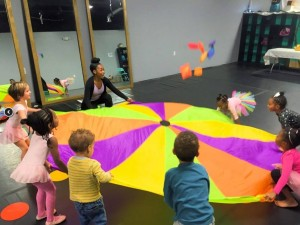 Movement Center: Dancing Dumplins'