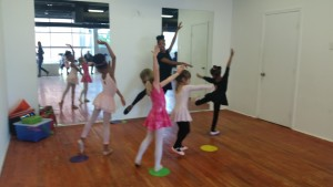 Lil Dumplins - Basic Ballet and Performance (6-8 yr olds)