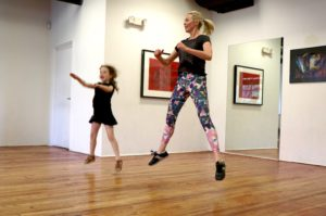 Body Electric Aerobic Dance Party (All Ages)